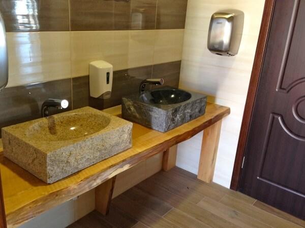 lavabo in pietra anche per interni - europietre cuneo - Lavandini Cucina In Pietra