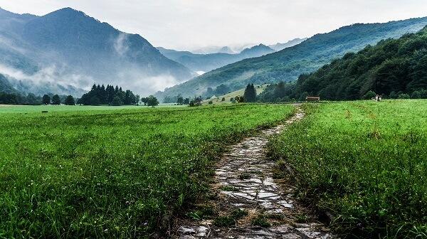 sottofondo per pavimentazioni in pietra