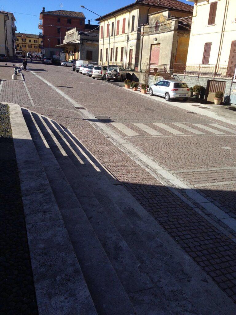 Pavimentazione stradale Europietre Agazzano