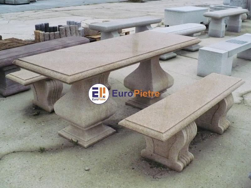 Tavoli in pietra - EuroPietre Cuneo